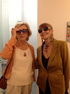 Hanne H7L and Hélene Gaillet De Neergard