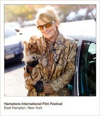 H7L and Gigi Hamptons International Film Festival, October 6 2012