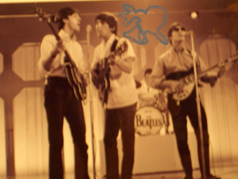 31 - Wolfman and the Beatles II