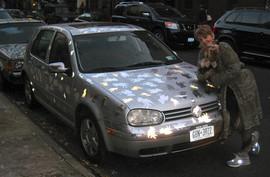 Hanne H7L Gigi with Wolfman Car