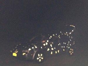 Wolfman Car by Night