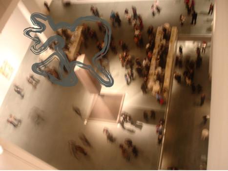 Wolfman at MOMA