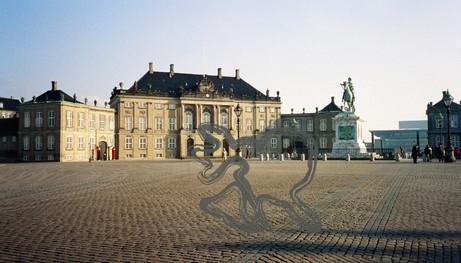 Wolfman at Amalienborg