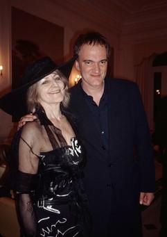 H7L & Quentin Tarantino in Cannes