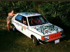 Painting the Dodge