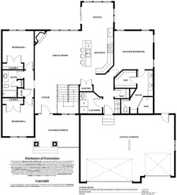 Sheffield Model Home - main