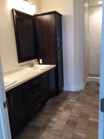 Berkley with Loft - Master bath