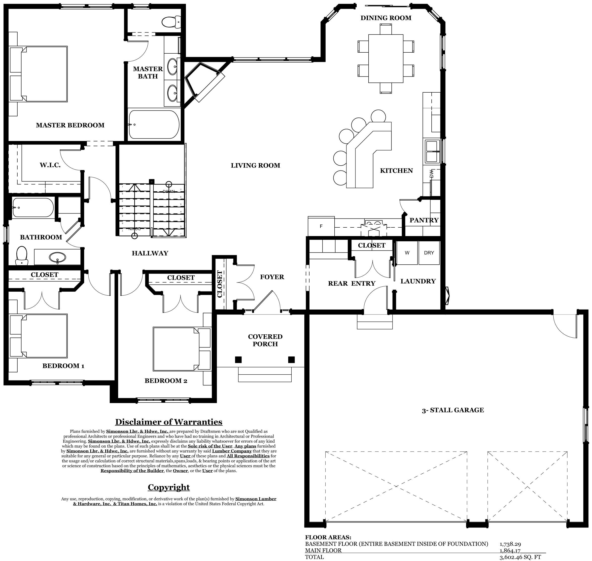 Tanner Model Home - main