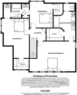 Channing Model Home - Upper