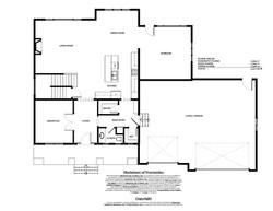 The Castlebrook II Main Floor
