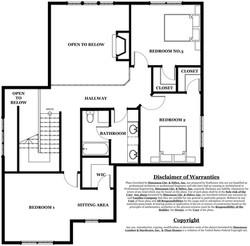 Berkley Model Home - Upper