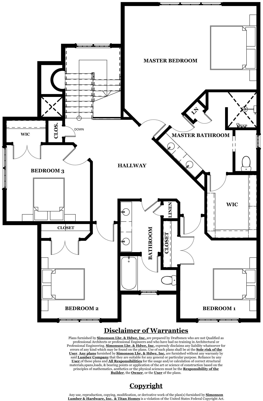 Taylor Model Home - upper