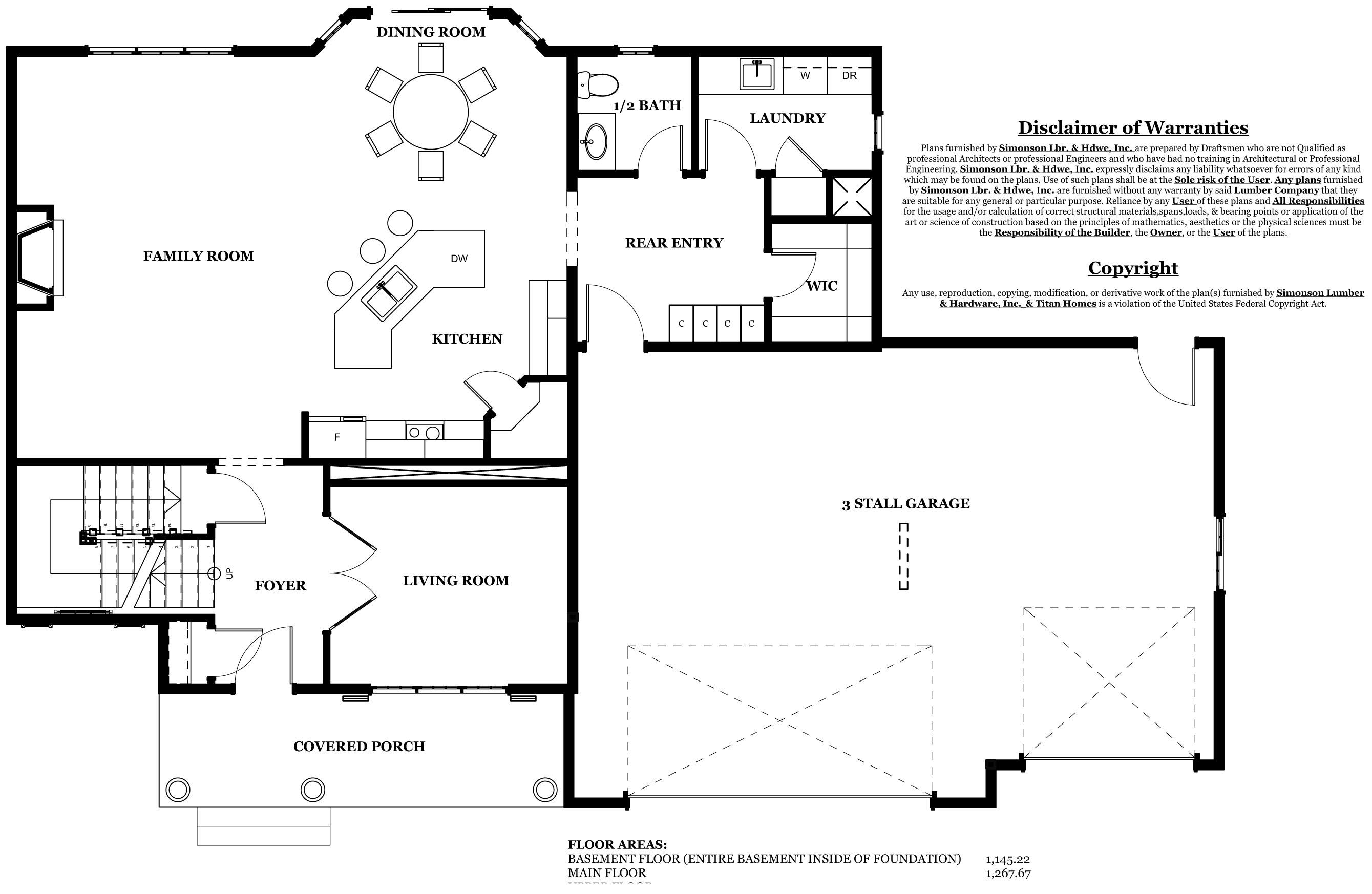Bradford Model Home - main