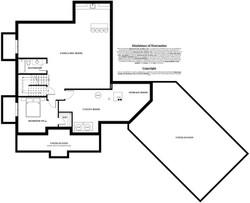 Emery Model Home - basement