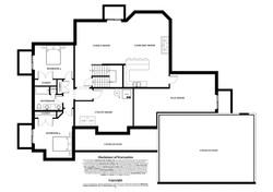 Manhattan II Model Home - basement