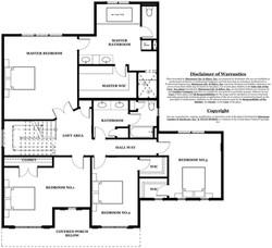 Emery Model Home - upper