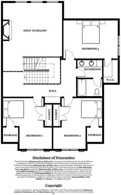 Manhattan Model Home - upper