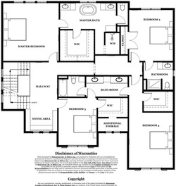 Oxford Model Home - upper