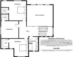 Ruby Model Home - upper