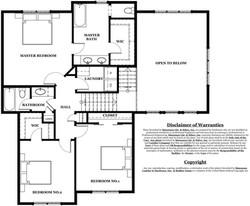 Monica Model Home - upper