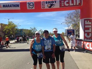 Jeremy Finishes LA Marathon!