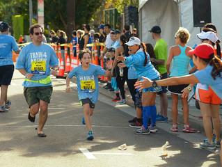 Nolan and Evan take on the ASICS LA Marathon