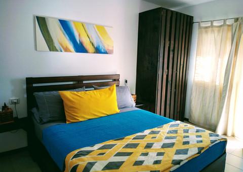 Oxygen room bed