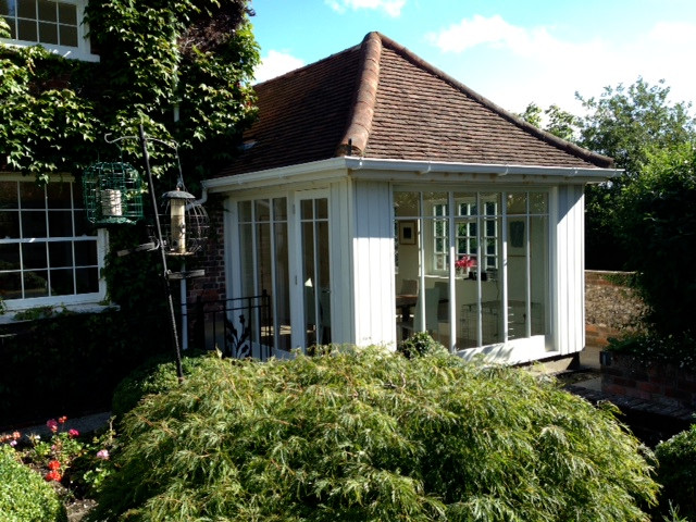 Private house - Buckinghamshire : New extension.