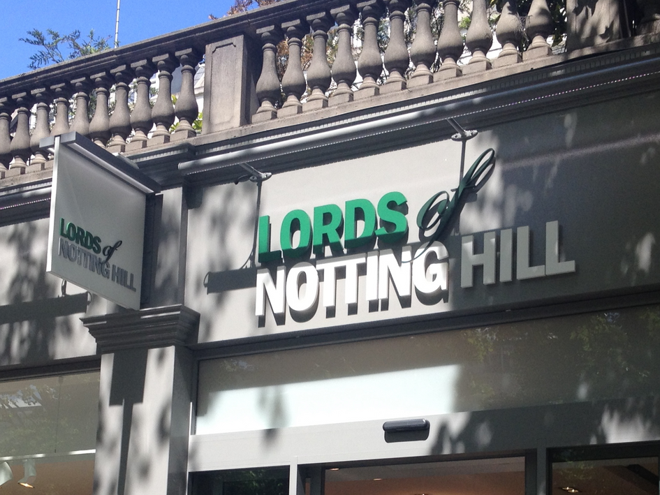 Lords of Nottinghill - London : Design, planning, building regulations, landlord approvals.