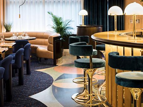 FOLIE restaurant - London : Planning, Fire / building regulations, specifications.