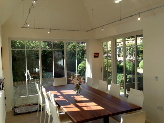Private house - Surrey : New extension.