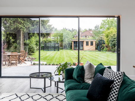 Private House - Surrey : Large rear extension