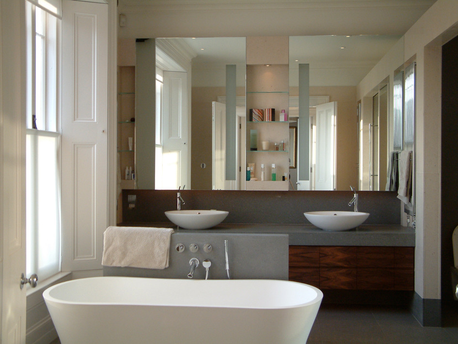 Private house - Richmond : Design / Fitting out / specifications.