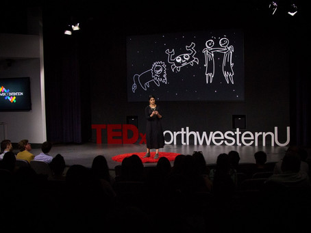 TEDx Northwestern – Sharing My Space: Science and Society's Mutual Ground