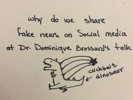 Why Do We Share Fake News on Social Media?