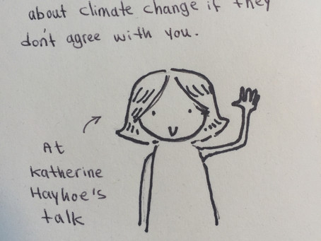 A Few Rules to Consider When Talking About Climate Change