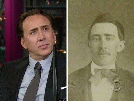 Nicolas Cage, a Long Lost Vampire or Just a Famous Dude: How to Talk About Controversial Topics