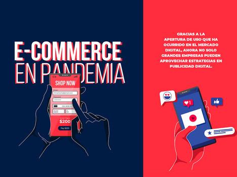 E-COMMERCER EN PANDENMIA