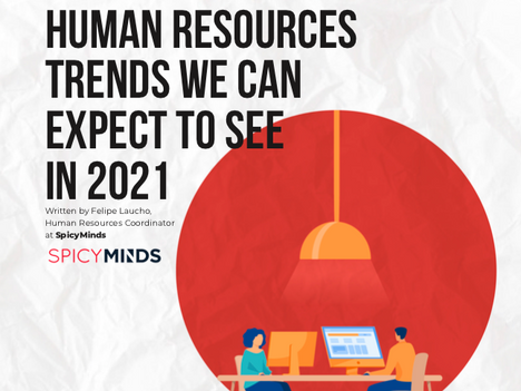 Human Resources Trends We Can Expect to See in 2021
