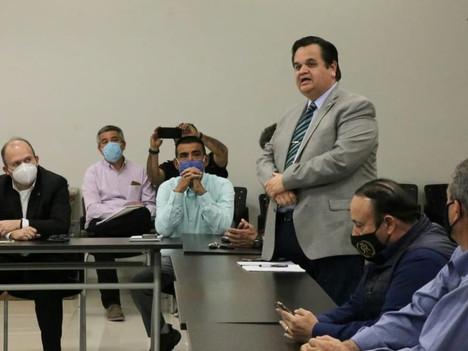 Rinde protesta el Consejo Consultivo de Transporte en Juárez