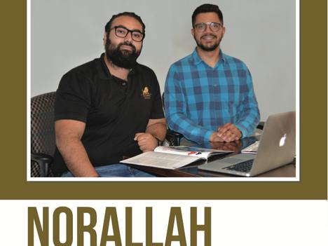 Norallah AbuzekriUn joven con visión global traída a la comunidad juarense.