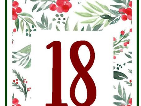 18 Décembre!