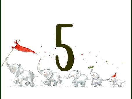 5 décembre! Cliquez sur l'image pour accéder à la surprise!