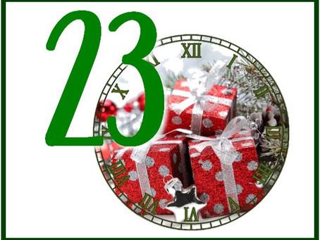 23 Décembre!