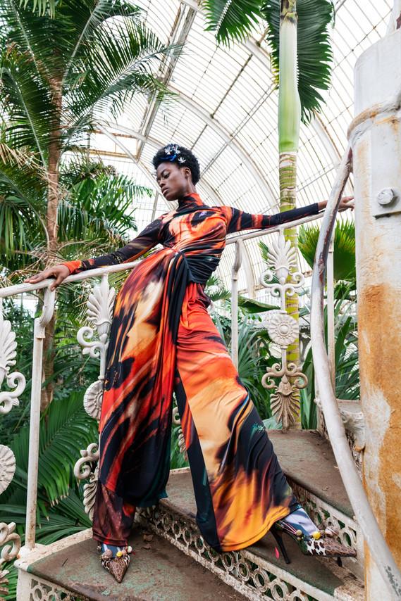 Campaign for Rose Danford Phillips, Kew Gardens