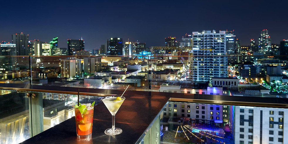 YPNSD @ ALTITUDE Sky Lounge - Rooftop Mixer