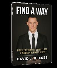 Find A Way Book