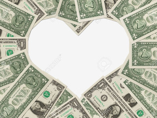 Dedicate Valentine's Day To Love And Money