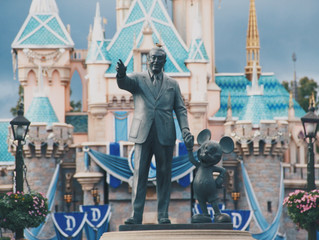 The Holidays, The Recession, The Record-Setting Stock Market And Mr. Walt Disney