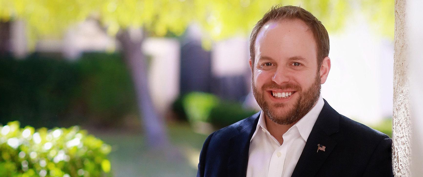 Zach Conine for NC Treasurer